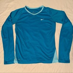Nike Dri-Fit Long Sleeve (Small)